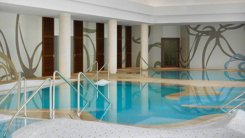 Anazoe Spa and Thalassotherapy pool