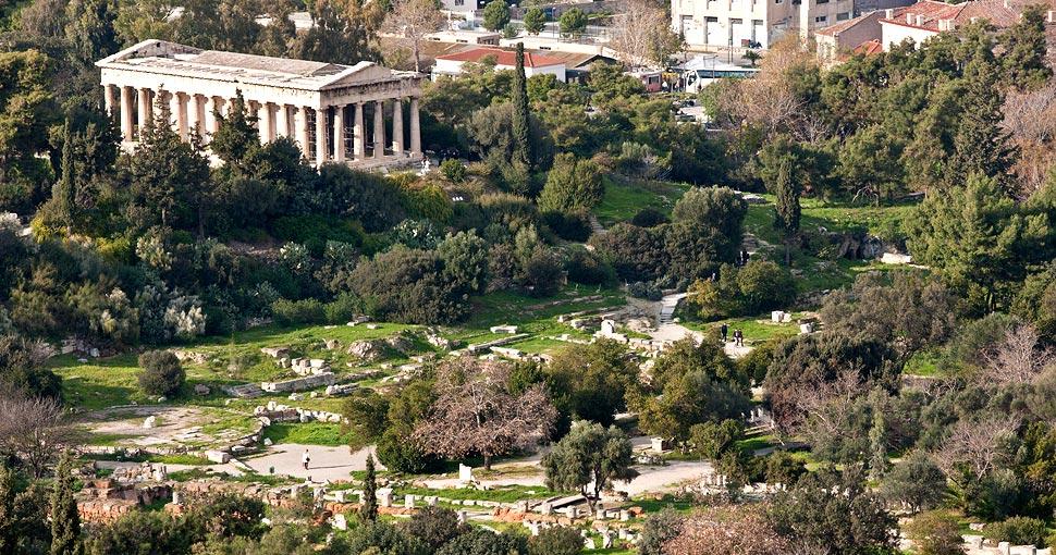 Αποτέλεσμα εικόνας για αρχαια αγορα αθηνα