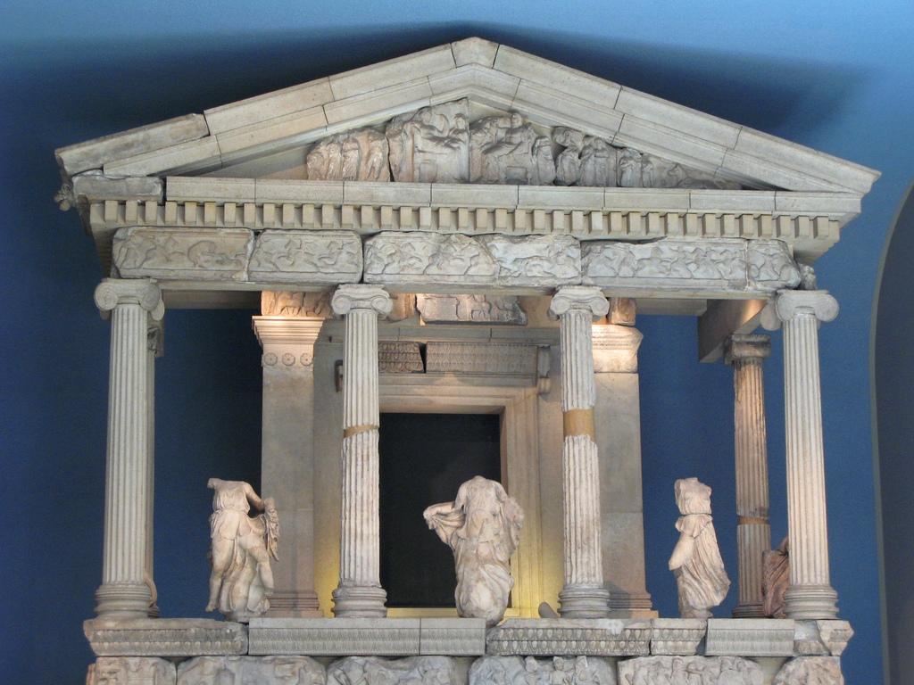 original Elgin Marbles at the British Museum-JustinMN