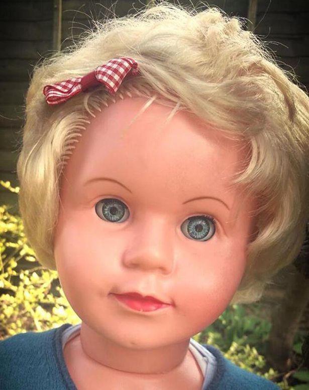 possesed doll