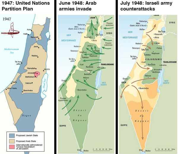 016 arab israeli war 1948