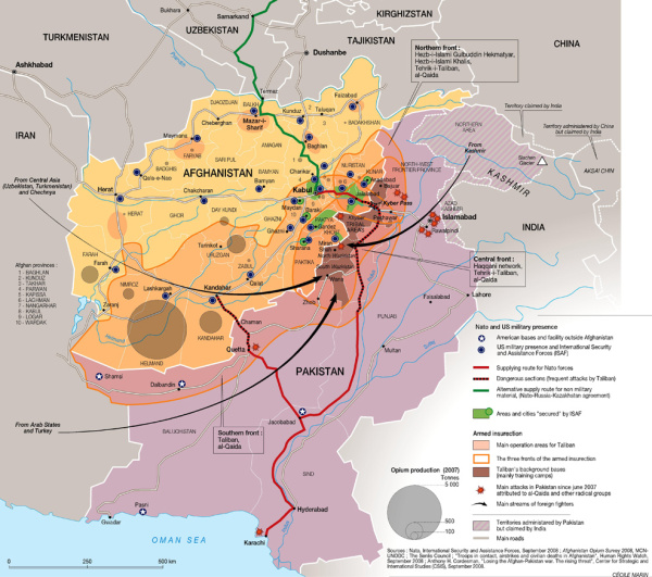 030 afghanistan war le monde
