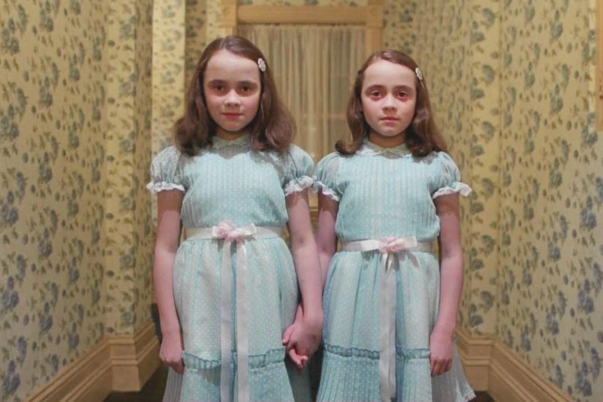 02 creepy twins shining