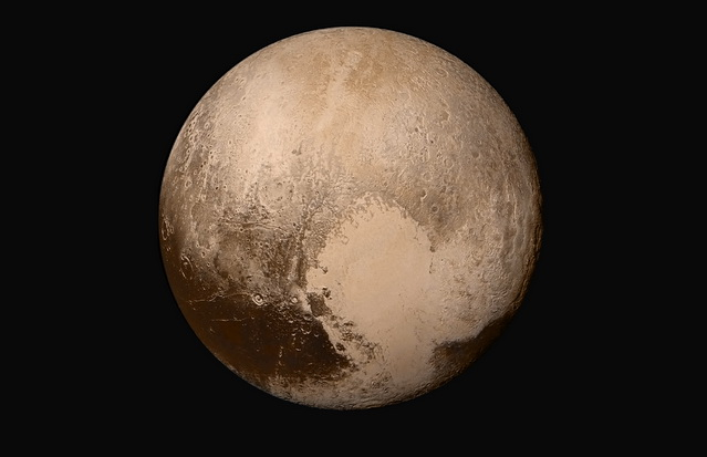 Pluto Nat Color