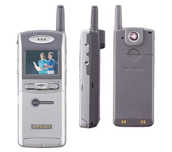 Samsung SCH V200 1