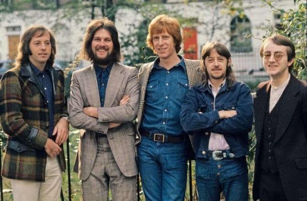 Fairport Convention in 1972