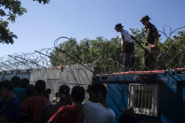 europe new migrant crisis