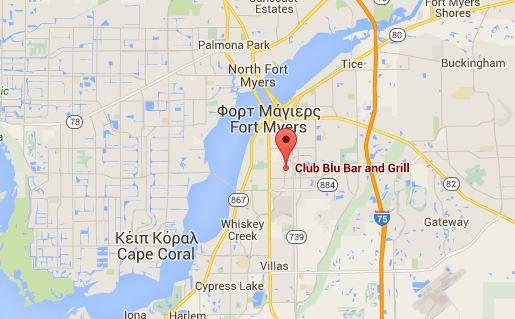 club blu map