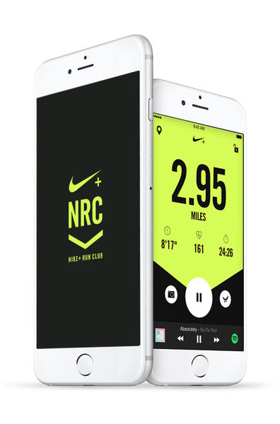 Nike NRC app