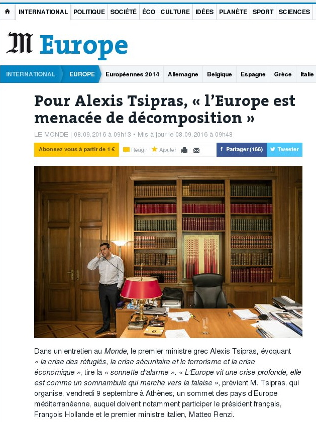 lemonde tsipras
