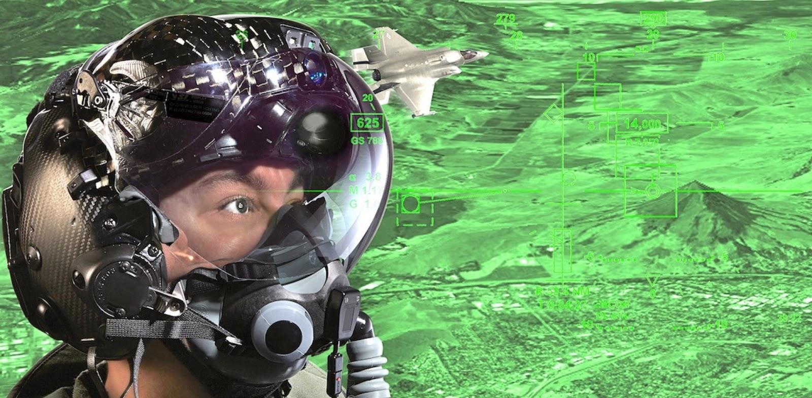 F 35 Helmet