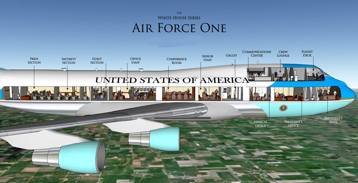 air force one neo
