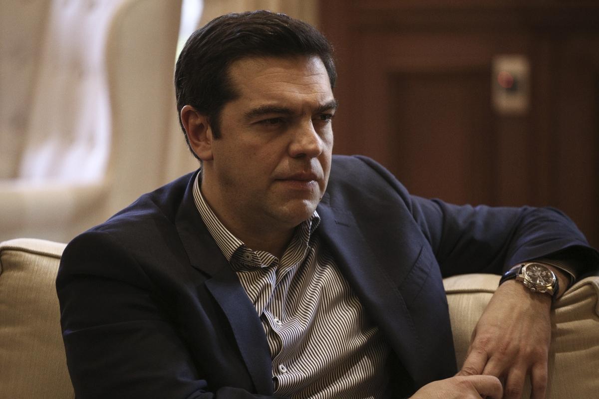 tsipras provlimatismenos arxeiou