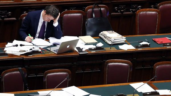 renzi italy referendum