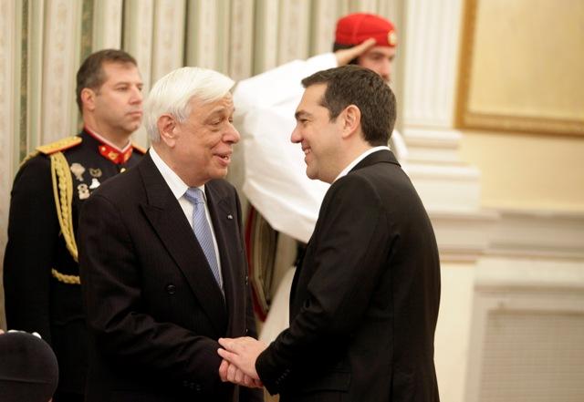 prokopis tsipras