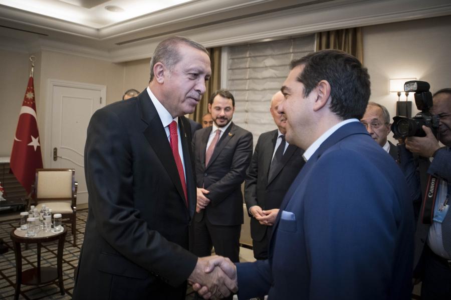 erdogan tsipras arxeiou
