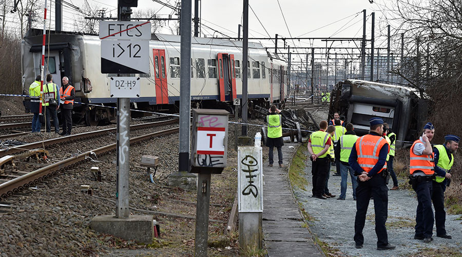 ektroxiasmos trenou belgio