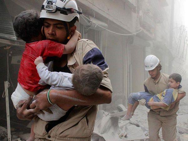 syria white hats