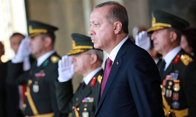 turkeys erdogan