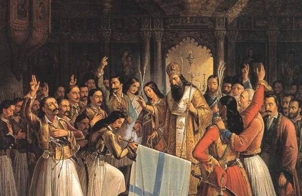 epanastasi 1821