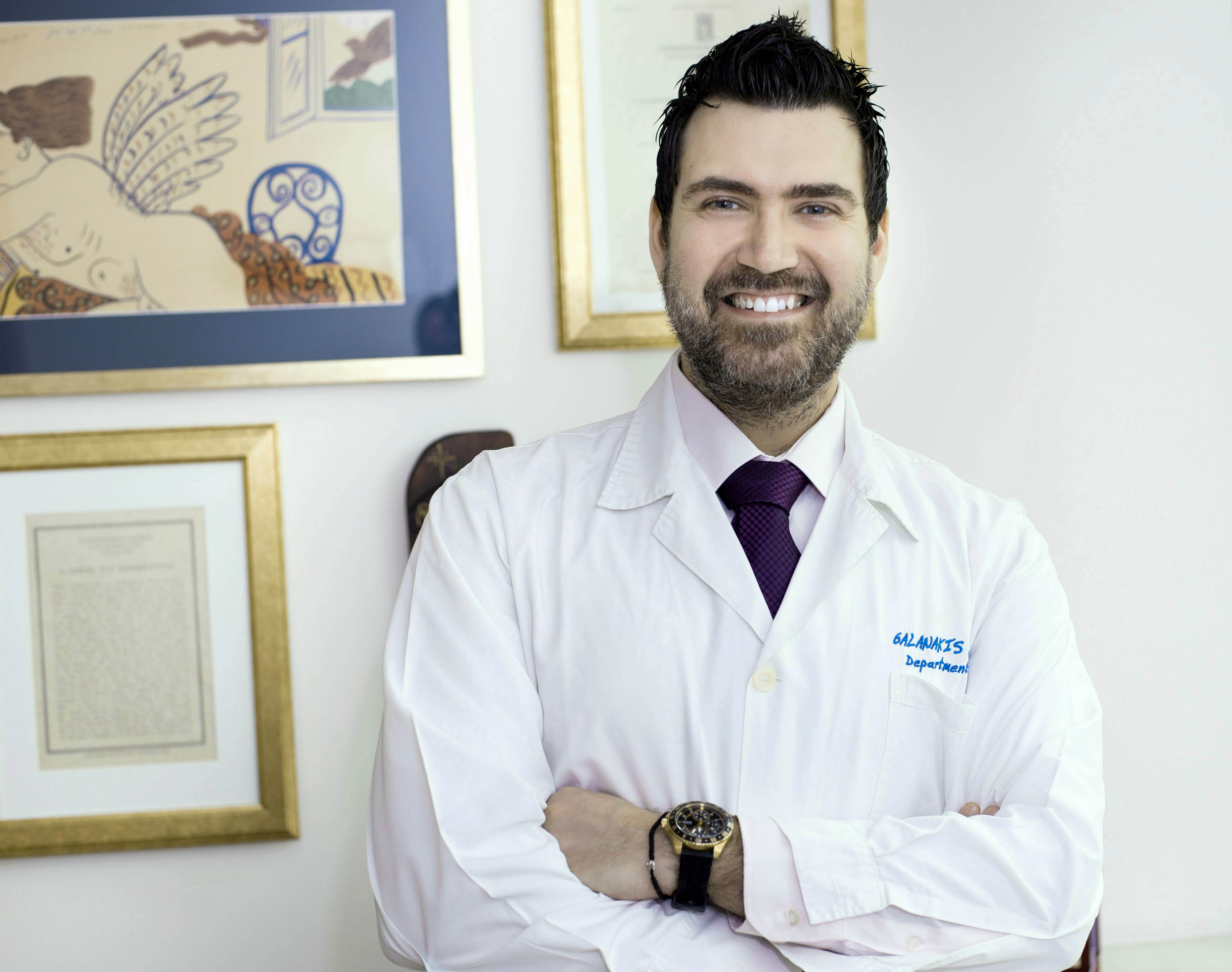 Dr Galanakis