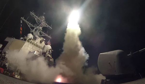us attacks syria