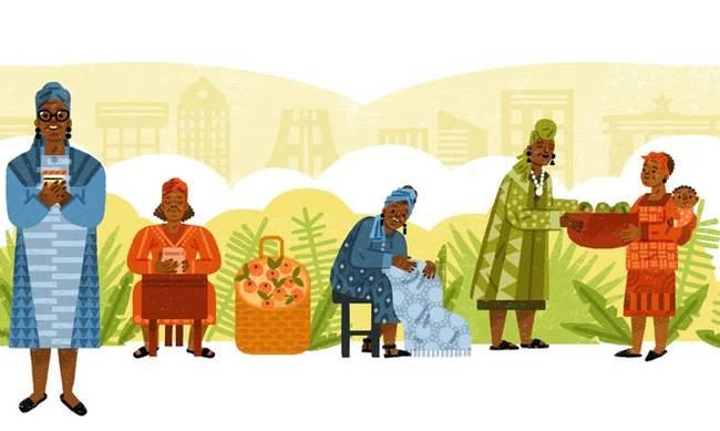 google doodle esther ocloo