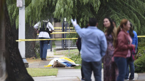 la three dead in downtown fresno shooting 2017 002