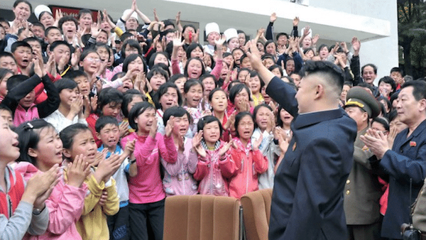 kim jong un visits childrens camp