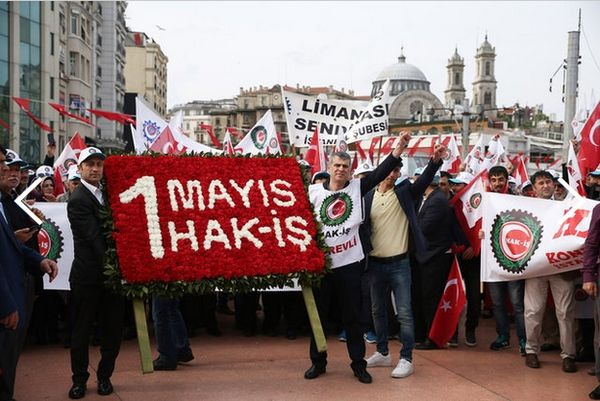 turkey mayday