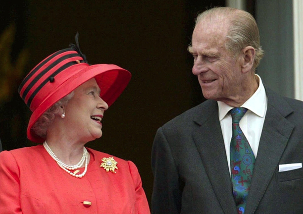 The Queen and Prince Philip 2