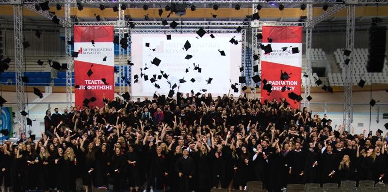Graduation Athens