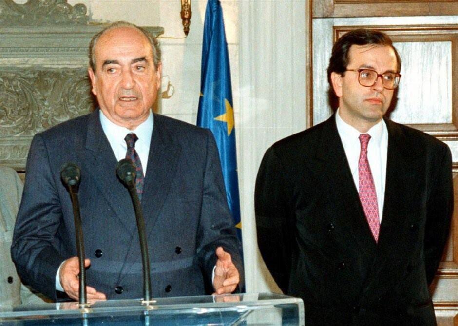 samaras mitsotakis