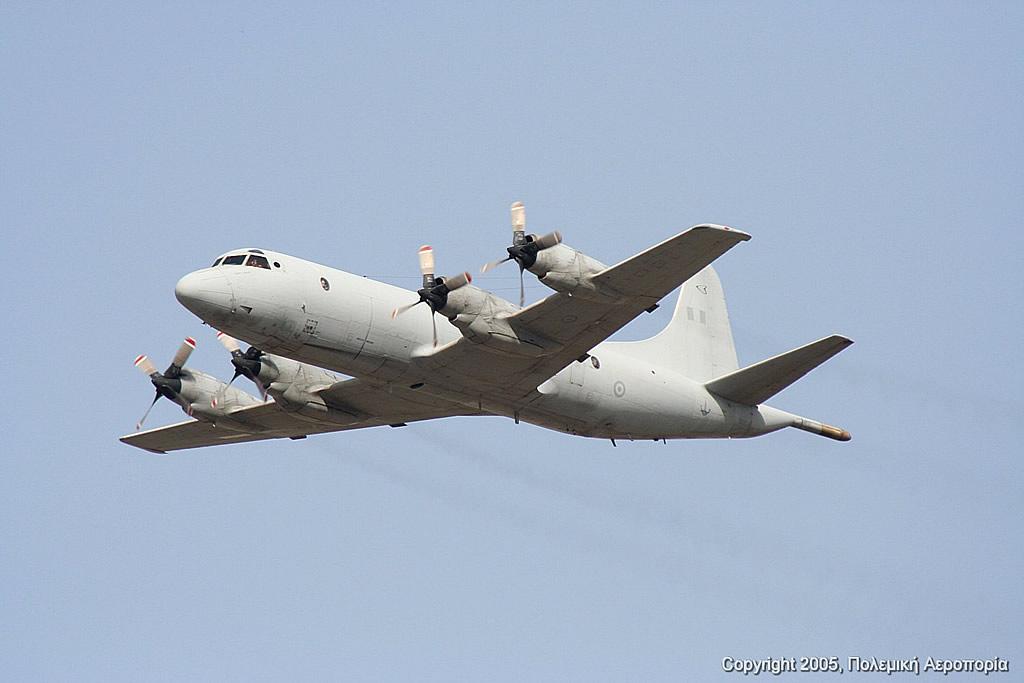 AIR P 3B Orion Greece