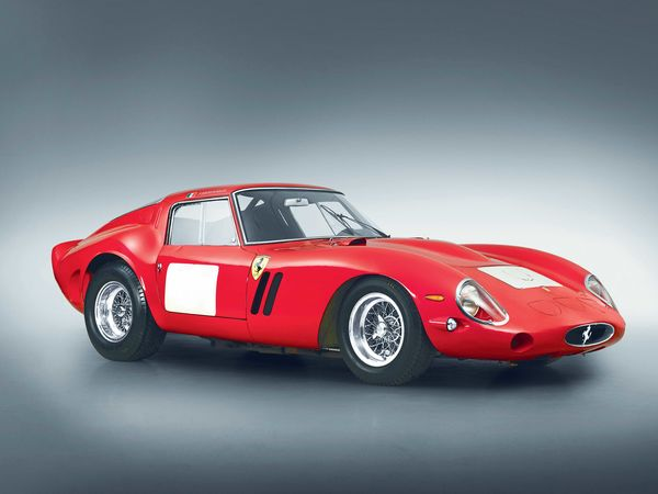 this classic ferrari just sold for 38 million at pebble beach