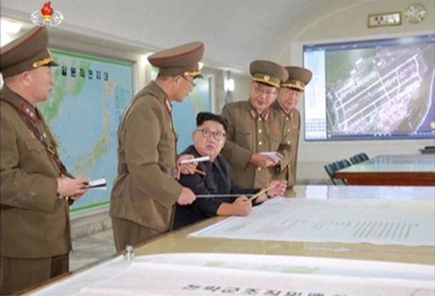 Kim Jong Un reviews