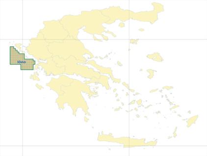 Αναρτήθηκαν οι χάρτες για έρευνες υδρογονανθράκων σε Κρήτη και Ιόνιο