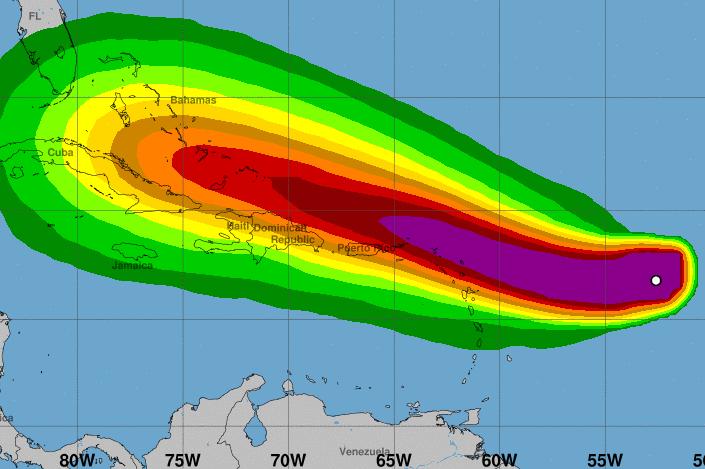 4 Irma hurricane