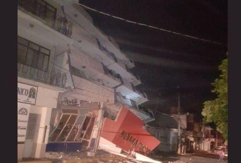 chiapas reportaron caidas edificaciones MILIMA20170908 0031 8