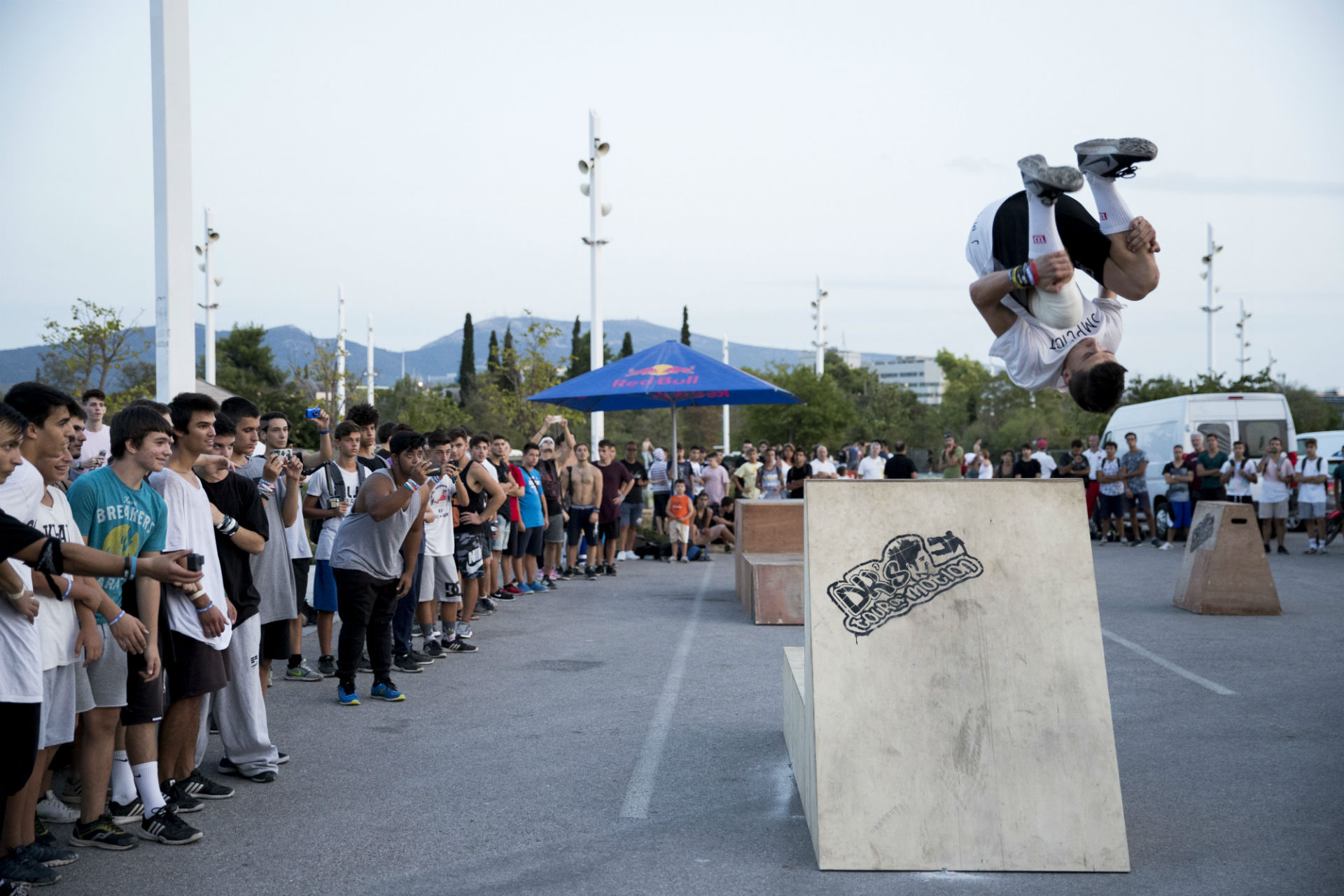 DKs Tour Of Motion Athens
