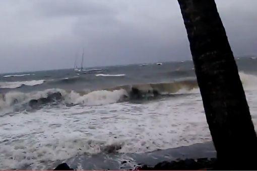 Hurricane Maria in Caribbean 1