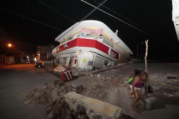 mexico earthquake 1