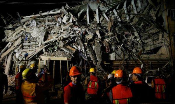 mexico school earthquake