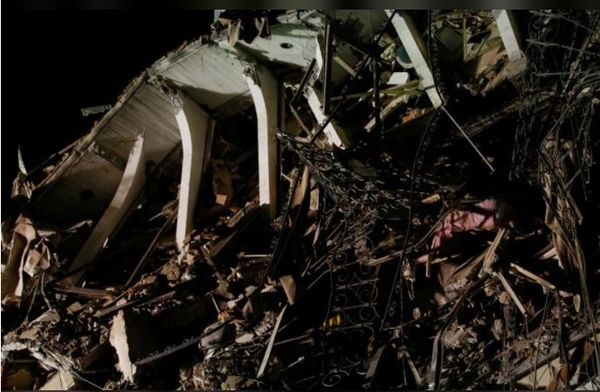 mexico school earthquake 1