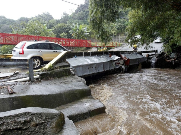 tropical storm nate costa rica damage