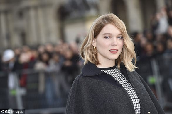 453D15E800000578 4972056 Everyone knew what Harvey was up to actress Lea Seydoux was att a 22 1507767577742