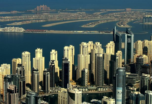 UAE FINANCE ECONOMY DUBAI 20091217 094630 x