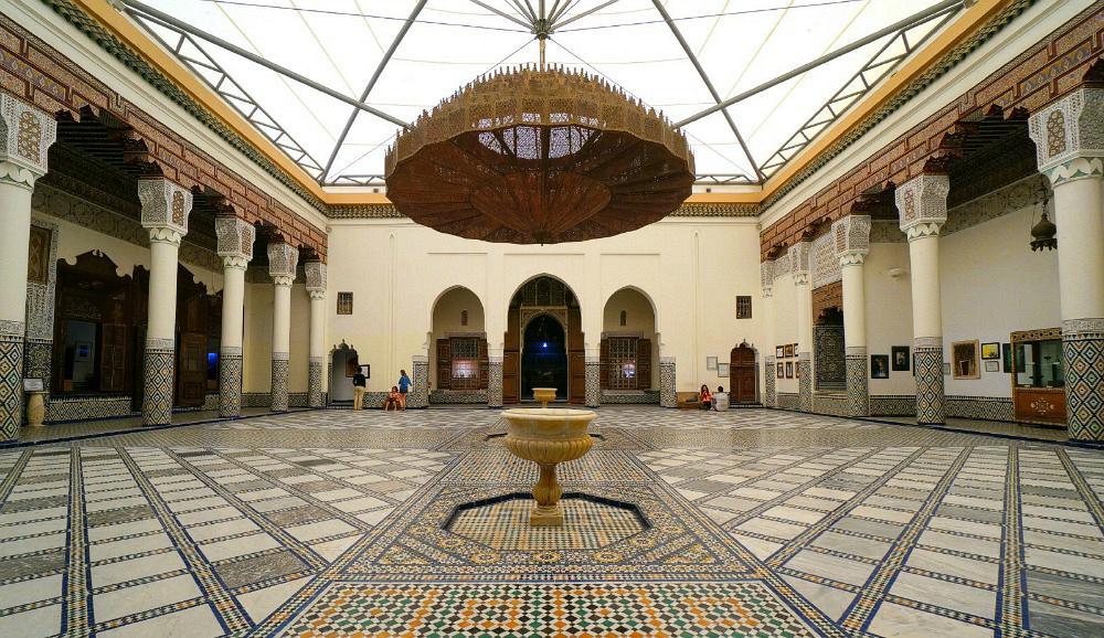 Musee de Marrakech Morocco 1