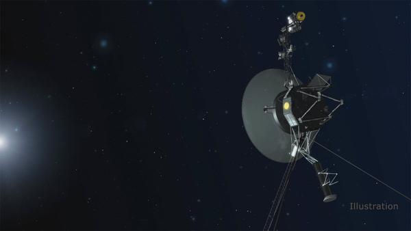 Voyager1ΠηγήNASA JPL Caltech copy