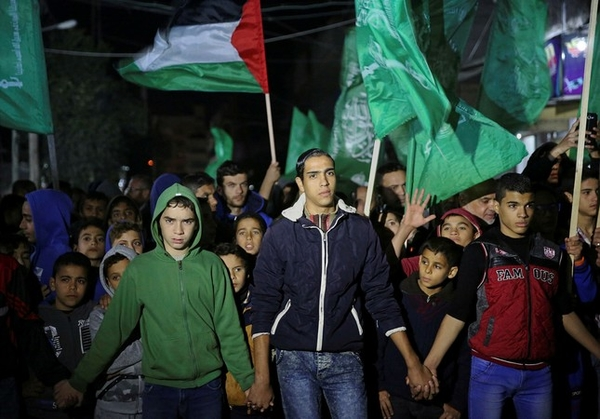 645x450 trumps jerusalem move opens gates of hell on us interests hamas says 1512587463190
